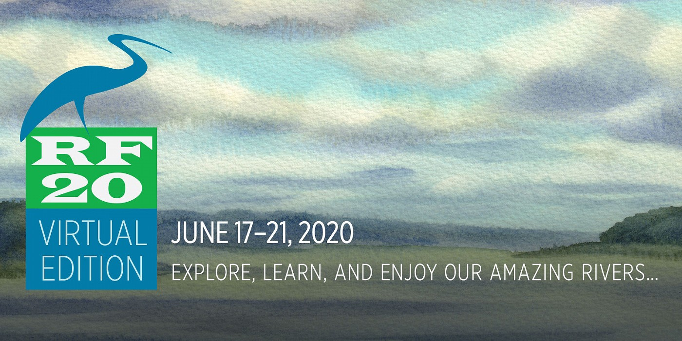 Virtual RiverFest! June 17–21, 2020